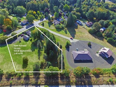 Shelton Residential Lots & Land For Sale: 2138 W Railroad Ave