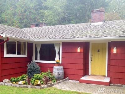 Redmond Single Family Home For Sale: 21212 NE Union Hill Rd