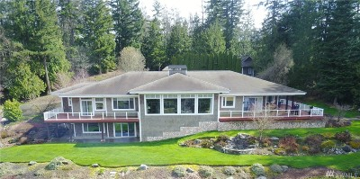 Bellingham Single Family Home For Sale: 4704 Noon Rd