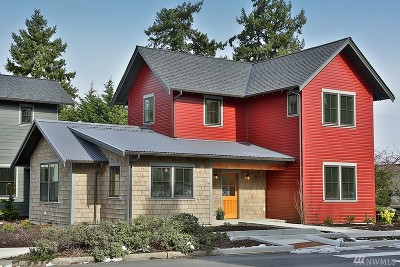 Langley Condo/Townhouse Sold: 514 Cascade Ave #D