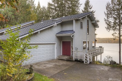 Olympia Single Family Home For Sale: 8104 Ellison Lp NW