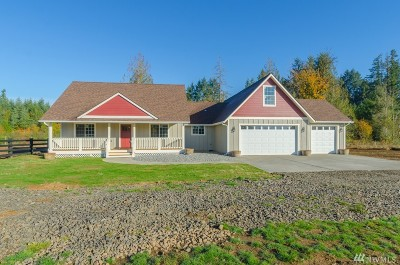 Winlock Single Family Home For Sale: 606 NW Gertrude Lane