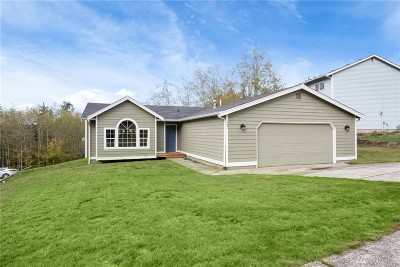 Port Orchard Single Family Home For Sale: 503 Ross St