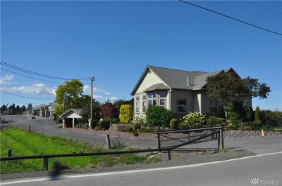 Mount Vernon, Burlington Single Family Home For Sale: 15002 Bradshaw Rd