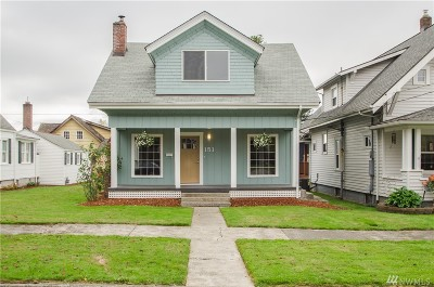 Chehalis Single Family Home For Sale: 151 SW Alfred St