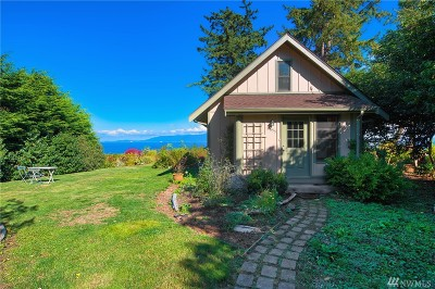 Anacortes Single Family Home For Sale: 5655 Section Ave