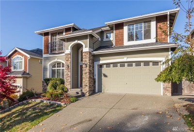 Bothell Single Family Home For Sale: 4207 223rd Place SE