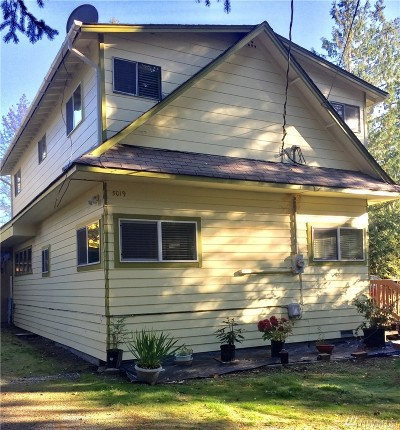 Gig Harbor Single Family Home For Sale: 5019 38th Ave NW