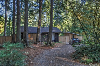 Point Roberts Single Family Home For Sale: 1976 Johnson Rd