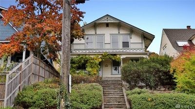 King County Single Family Home For Sale: 826 14th Ave