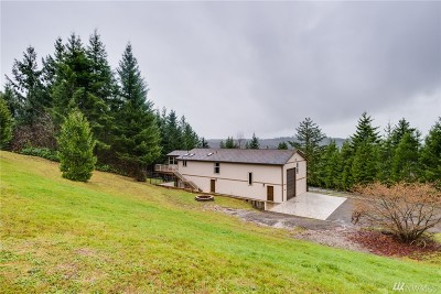 Centralia Single Family Home For Sale: 166 Tri Mountain Lane