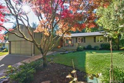 Gig Harbor Single Family Home For Sale: 7910 56th Av Ct