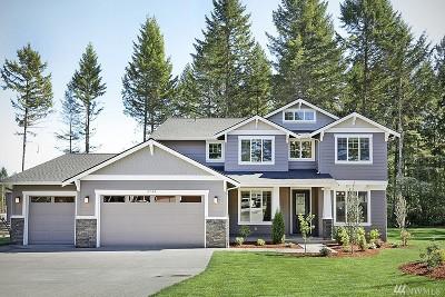Thurston County Single Family Home For Sale: 4718 Plover St NE