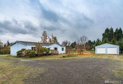 Rochester WA Single Family Home For Sale: $249,900
