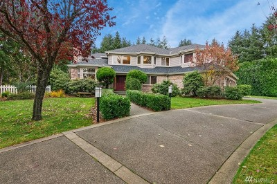 Gig Harbor Single Family Home For Sale: 7029 26th St NW