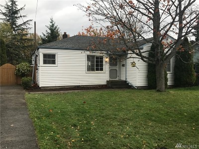 Skagit County Single Family Home For Sale: 1411 E Broad St