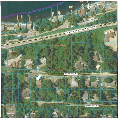Sammamish Residential Lots & Land For Sale: 10 E Lake Sammamish Pkwy NE