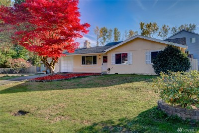 Bothell Single Family Home For Sale: 18 157th Place SE
