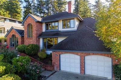 Mercer Island Single Family Home For Sale: 7841 SE 71st St
