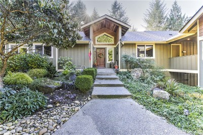 Gig Harbor Single Family Home For Sale: 8414 45th St NW