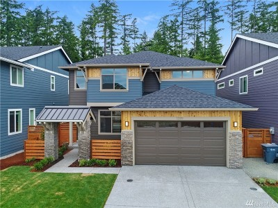 Bonney Lake Single Family Home For Sale: 13154 176th Ave E #199