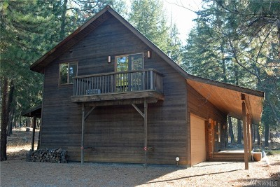 Winthrop WA Single Family Home For Sale: $325,000