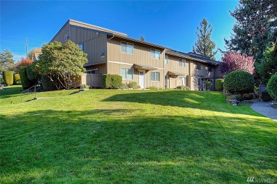 Tacoma Condo/Townhouse For Sale: 6006 N 15th St #C105