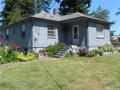 Stanwood Single Family Home For Sale: 3025 300 St NW