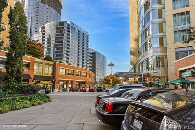 Seattle Condo/Townhouse For Sale: 2200 Westlake Ave #N1501