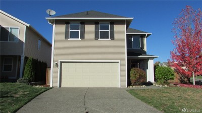 Bonney Lake Single Family Home For Sale: 19720 100th St E
