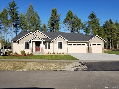 Lacey Single Family Home For Sale: 4722 Plover St NE