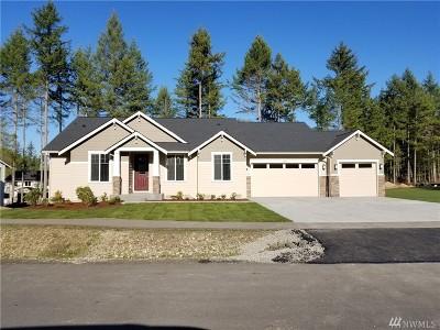 Thurston County Single Family Home For Sale: 4722 Plover St NE