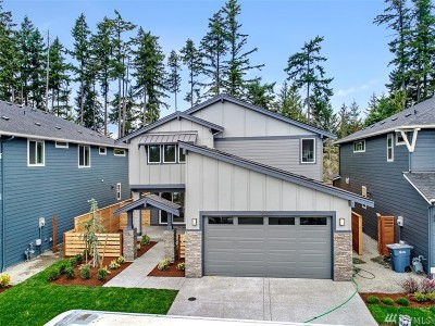 Bonney Lake Single Family Home For Sale: 13150 176th Ave E #200