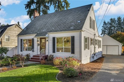 Fircrest Single Family Home For Sale: 157 Golden Gate Ave