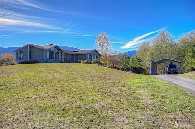 Ashford Single Family Home For Sale: 55204 304th Ave E