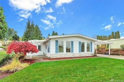Bothell Single Family Home For Sale: 11801 NE 172nd St