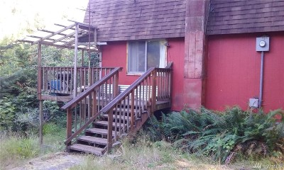 Gig Harbor Single Family Home For Sale: 10812 61st Ave NW