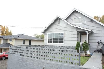Tukwila Single Family Home For Sale: 13604 Macadam Rd S