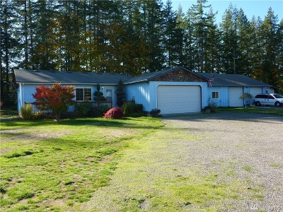 Oakville Single Family Home For Sale: 2110 S Bank Rd