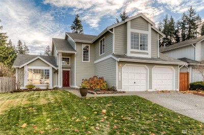 Maple Valley Single Family Home Contingent: 26766 231st Place SE