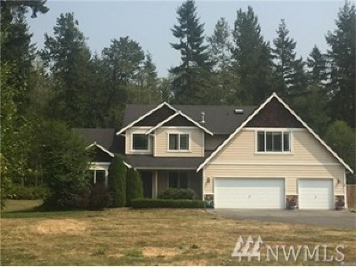 Lake Stevens Single Family Home For Sale: 6617 110th Ave NE