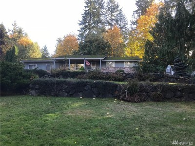 Gig Harbor Single Family Home For Sale: 12127 McCormick Dr NW