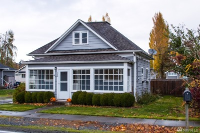 Sumas Single Family Home Sold: 222 Front St
