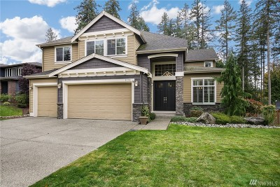 Gig Harbor Single Family Home For Sale: 6310 62nd Av Ct NW