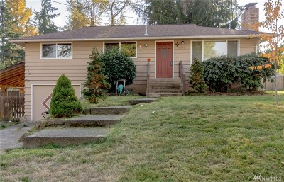 Federal Way Single Family Home For Sale: 2247 S 298th St