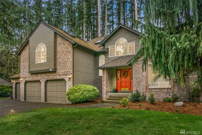 Woodinville Single Family Home For Sale: 14227 192nd Ave NE