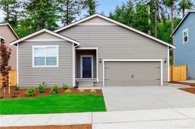 Tumwater Single Family Home For Sale: 7207 Desperado Dr SE