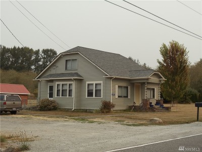 Burlington WA Multi Family Home Sold: $555,000