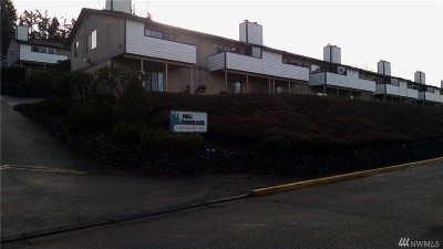 Puyallup WA Condo/Townhouse For Sale: $142,500