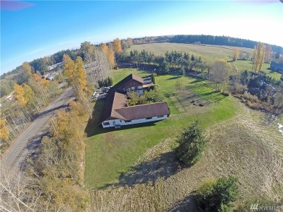Single Family Home For Sale: 3860 Loomis Trail Rd